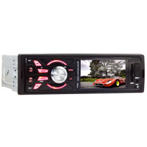 One DIN Fixed Panel Car Video Car MP5 Player Ts-5011f pictures & photos