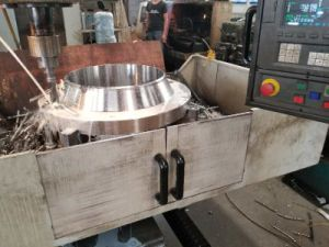 Forged Wnrf C276 Stainless Steel Weld Neck Flange pictures & photos
