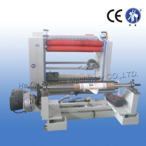1.6m Wide Jumbo Roll Slitting Machine with Rewinding pictures & photos