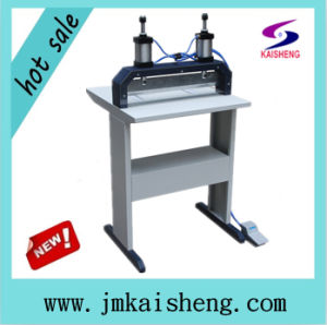 Pneumatic Picture Creasing Machine for Album Making pictures & photos