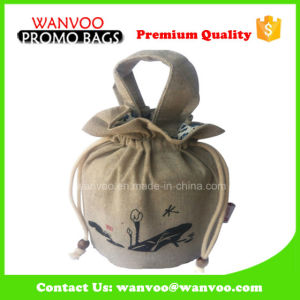 2014 New Stylish Drawstring Bag with Handle Wholesale pictures & photos
