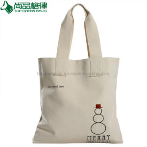 Wholesale Organic Shopping Tote Cotton Bag (TP-SP076) pictures & photos