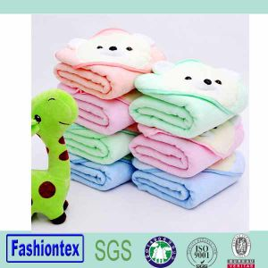 Luvable Friends Custom Printed Towels Bamboo Cotton Bath Towel Softextile pictures & photos