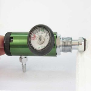 Cga540 Click Style Medical Oxygen Cylinder Regulator pictures & photos