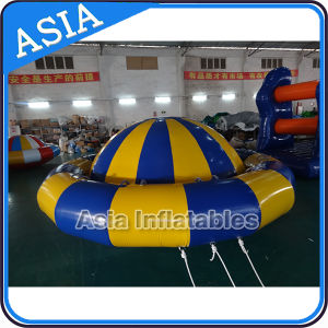 Custom Giant Durable PVC Disco Boat Inflatable Saturn Inflatable Water Park pictures & photos