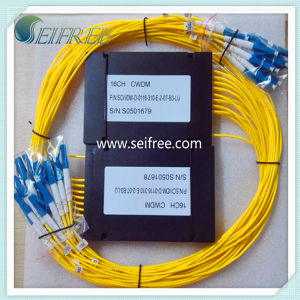 16 Channel Demux Fiber Optic CWDM (for Line Monitoring) pictures & photos
