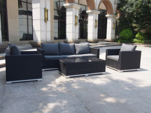 Outdoor Rattan Furniture Patio Garden Modern Patio Wicker Sofa