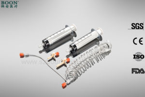 65ml /65 Ml Medrad Lf Nemoto Disposable Plastics Mr Syringe with Luer Lock pictures & photos