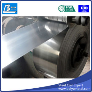 Regular Spangle Cold Rolled Carbon Steel Strip Coil Galvanize Sale pictures & photos