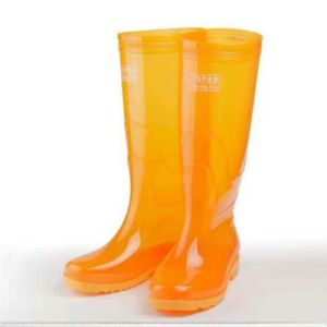 Chemical Industrial PVC Rain Work Safety Boots pictures & photos