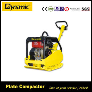 Dynamic Hydraulic System Reversible Plate Compactor (HUR-160A) pictures & photos