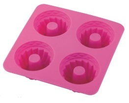 Silicone Ice Cube & Ice Tray & Chocolate Mould FDA&LFGB (SY6515) pictures & photos