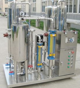 Complete Automatic Carbonated Beverage Bottling Machine pictures & photos