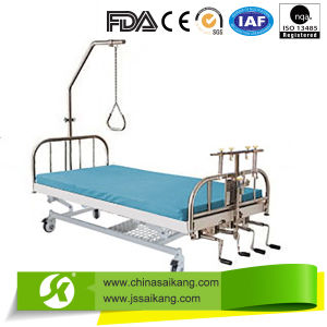 Therapy Traction Orthopaedic Bed Hospital Equipment (CE/FDA/ISO) pictures & photos