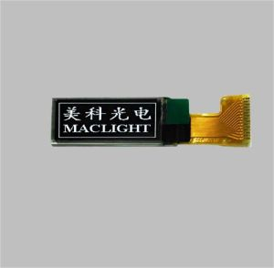 0.91 Inch Pm OLED Module 128X32 Pixels White Color pictures & photos