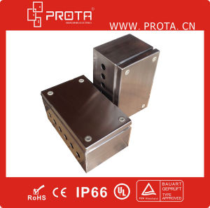 Stainless Steel Wall Mounting Enclosures / Distribution Box pictures & photos
