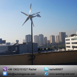 800W High Quality off Grid Power Supply Wind Turbine Generator pictures & photos