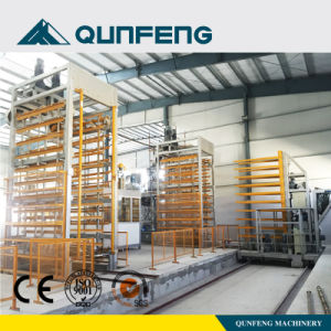 Qft10-15 Brick Production Line with Fully-Automatic, Easy Operation, Reduce Labour Cost pictures & photos
