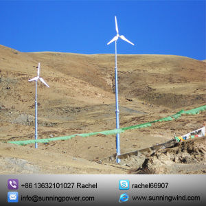 Horizontal Free Energy 5kw Wind Turbine Prices pictures & photos
