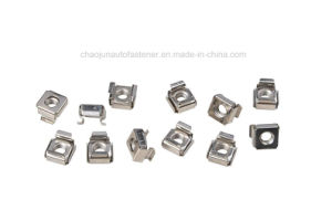 High Quality Stainless Steel Square Cage Nut (CZ007) pictures & photos