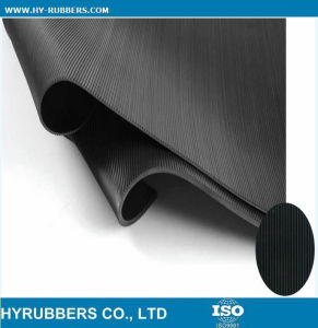 Diamond Anti Slip Rubber Mat Rolls for Sale pictures & photos