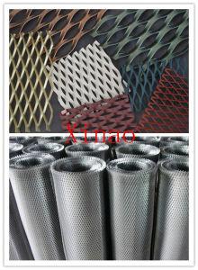Aluminium Expanded Metal Mesh pictures & photos
