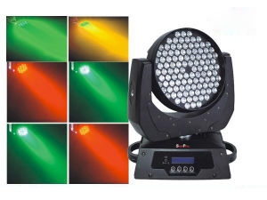 RGB 108PCS LED Moving Head Stage DJ Light