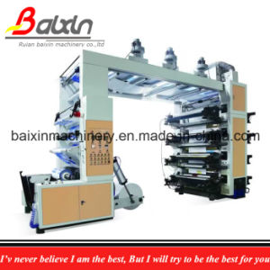 Paper Flexographic (Flexo) Printing Machine Roll to Roll pictures & photos