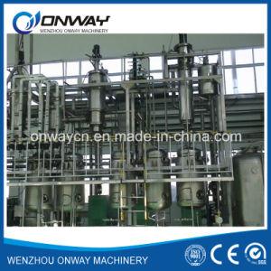 Tfe High Efficient Agitated Thin Film Distiller Vacuum Distillation Equipment Rotary Evaporator Oil Distillation Device pictures & photos