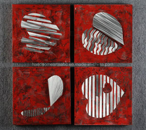 Rock Red Passion Metal Wall Decor / Art pictures & photos