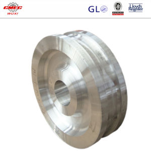 Custom High Quality Cheap Big Pulley Large Pulley Wheel pictures & photos