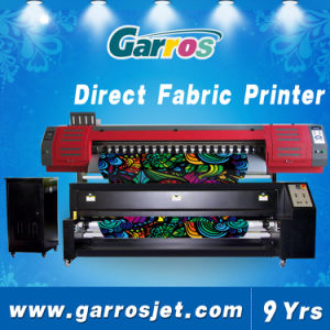 Garros 1.8m Direct on Cloth 3D Digital Textile Printer Machine pictures & photos