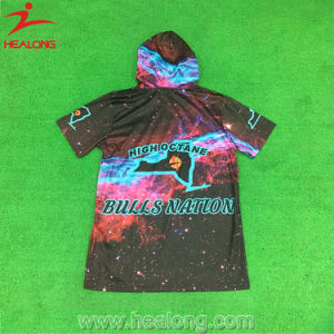 Healong Sky Star Sublimation Design Youth Hoodie Sweatershirt pictures & photos
