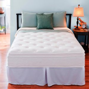 12 Inch Euro-Top Independently Support Working Pocket Coil Spring Memory Foam Mattress pictures & photos