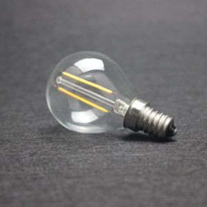 G45 2W LED Filament Lamps pictures & photos