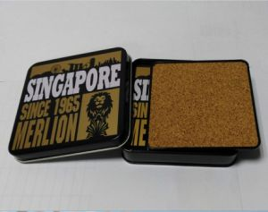Square Tins and Tin Coaster Sets pictures & photos