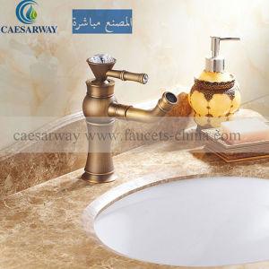 Antique Bronze Basin Mixer&Faucet for Bathroom pictures & photos