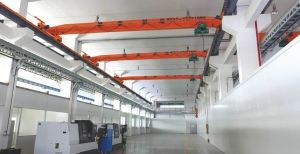 Ld Type Electric Single-Beam Bridge Crane