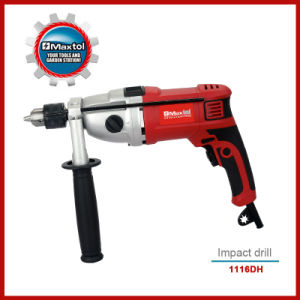 1050W 16mm Two Mechanical Speed Impact Drill Heavy Duty Use pictures & photos