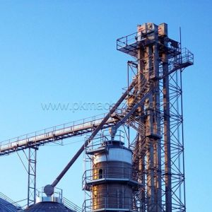 Bucket Conveying System Machine, Salt Bucket Elevator Equipment pictures & photos