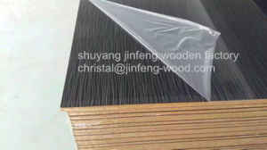 ISO9001: 2008 Wood Grain Color High Glossy UV MDF pictures & photos