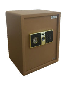 Key Lockerdigital Fingerprint Safe Box pictures & photos