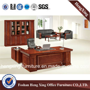 Modern Boss Executive Desk / Chinese Wooden Manager Computer Desk (HX-SRD0001) pictures & photos