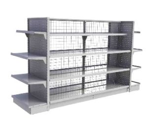 Supermarket Iron Rack for Display pictures & photos