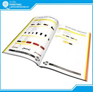 High Quality Full Color Catalogue Book Magazine Brochure Booklet Printing pictures & photos