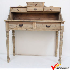 Shabby Chic Wooden Dressing Table Furniture pictures & photos