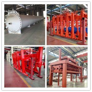 China Popluar Band Sunite Machinery /AAC Block Making Machine/Block Production Line/Brick Machinery pictures & photos