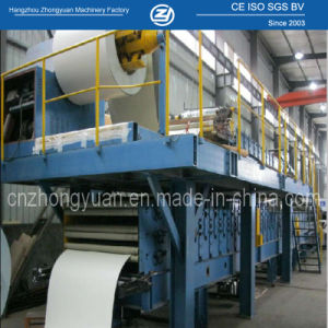PU Sandwich Panel Roll Forming Machine pictures & photos