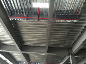 Cold Rolled Corrugated Steel Floor Decking pictures & photos