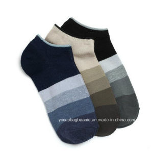 Customized Women Men Sports Terry Ankle Sock pictures & photos